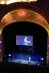 Game designer David Jaffe giving the PAX 2011 Key Note @ The Paramount.